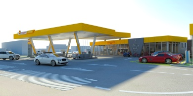 proiectare benzinarie