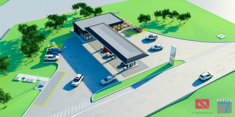 benzinarie proiect