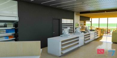 mobilier interior benzinarie