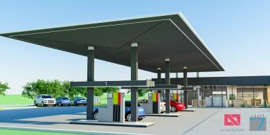 proiect magazin benzinarie