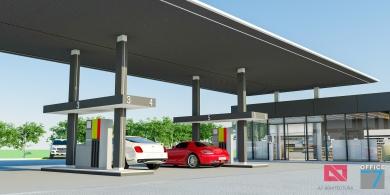 proiect benzinarie semnalistica