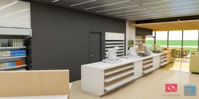 design interior benzinarie